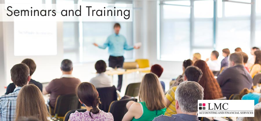 Seminars and Training
